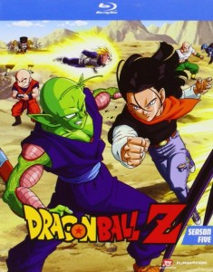 Dragon Ball Z Season 5 Cover