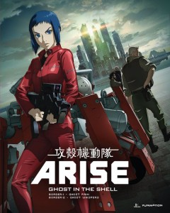 Ghost in the Shell Arise FUNimation Volume 1