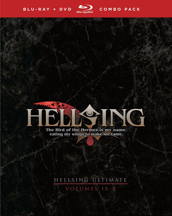 FUNimation Confirms Hellsing Ultimate Anime Release Will Not