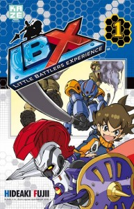 Little Battlers Experience Volume 1
