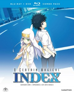 A Certain Magical Index Season 1