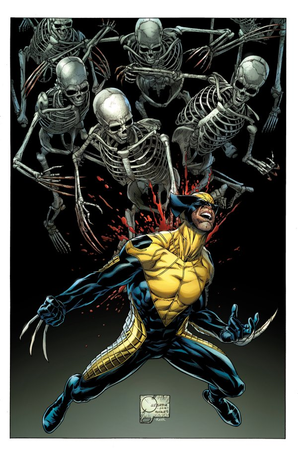 Death_of_Wolverine_1_Quesada_Variant