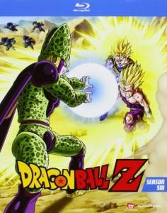 Dragon Ball Z Season 6 Cover