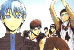 Kuroko's Baketball (Manga)