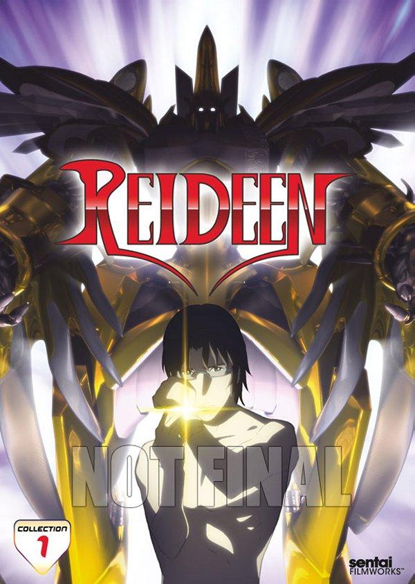 Reideen DVD