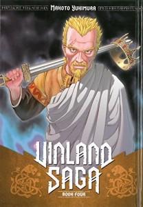 Vinland Saga Volume 4 Cover