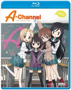 A-Channel Blu-ray