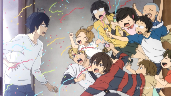 Anime Top 5 Jahr 2014