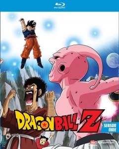 Dragon Ball Z Season 9