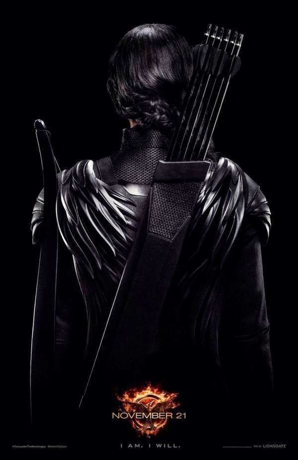 Hunger Games Mockingjay Poster