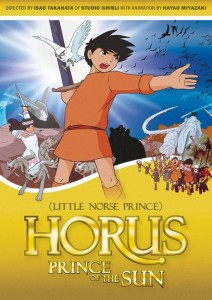 Little Norse Prince - Horus Prince of the Sun