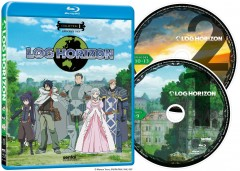 Log Horizon Season 1 Blu-ray