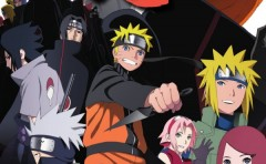 Naruto Road To Ninja Header