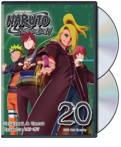 Naruto Set 20 Full