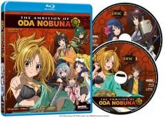 Ambition Of Oda Nobuna Blu-ray