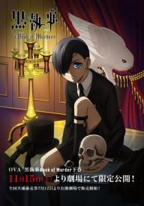 Black Butler - Book Of Murder 1
