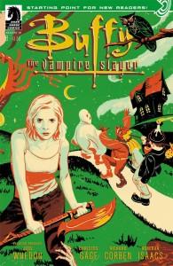 Buffy The Vampire Slayer Season 10 Issue 8 Cover