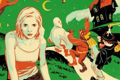 Buffy The Vampire Slayer Season 10 Issue 8 Header