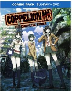 Coppelion Blu-ray