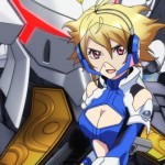Cross Ange Episode 1