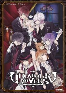 Diabolik Lovers Complete DVD Front