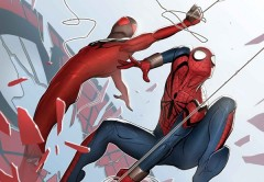 Scarlet Spiders Issue 1