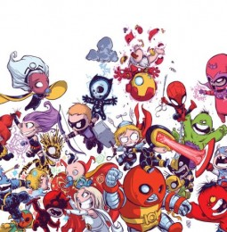 30 Day Comic Book Challenge Day 23: Your Favorite Artist