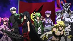 Akame ga Kill The Anime Network