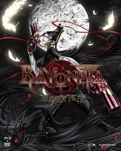 Bayonetta Bloody Fate Cover