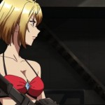 Cross Ange Episode 8
