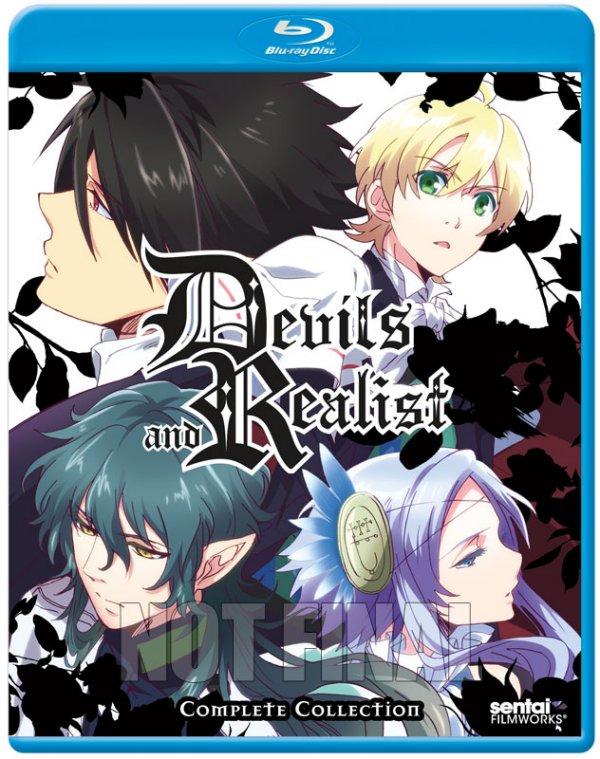 Devils & Realist Blu-ray Not Fina