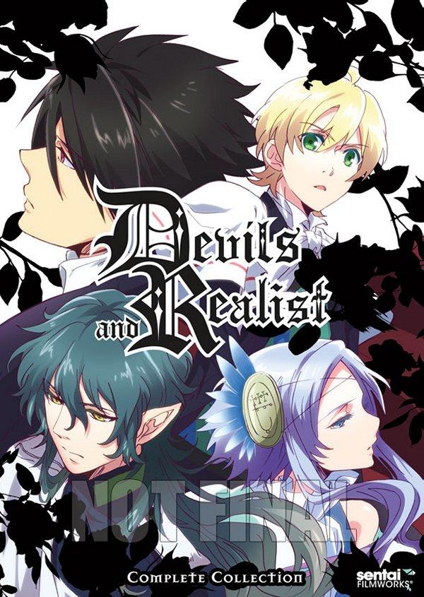 Devils & Realist DVD Not Final