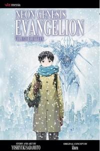 Evangelion 14 Cover
