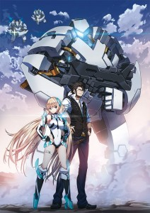 'Expelled From Paradise' Anime Feature Gets New Subtitled Trailer