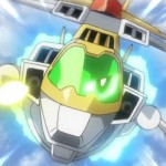 Gundam Build Fighters Try Episode 06