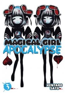 Magical Girl Apocalypse Volume 3 Cover