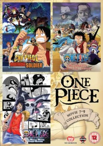 One Piece Movie Collection 3 UK