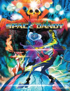 Space Dandy Season 1 Limited Edition