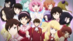 The World God Only Knows - Goddesses