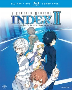 A Certain Magical Index II Part 2 Cover