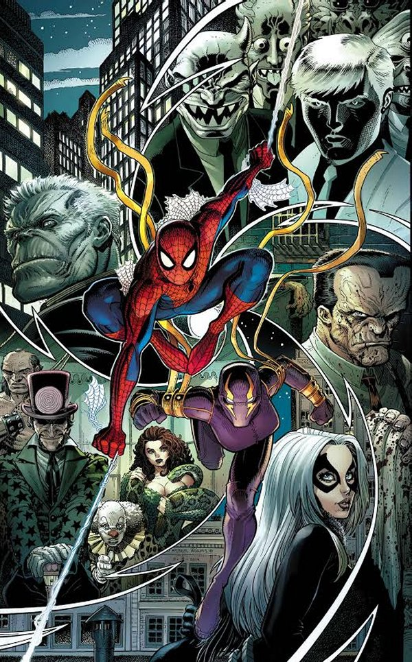 Amazing Spider-man 16-1 Cover