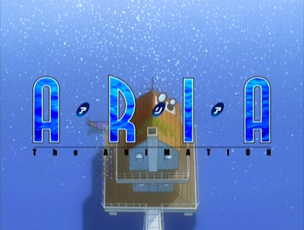 Ten Years Later: Aria the Animation