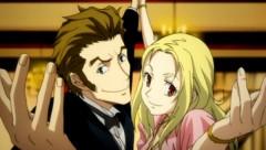 Isaac and Miria from Baccano