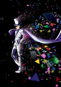 Magic Kaito Key Visual