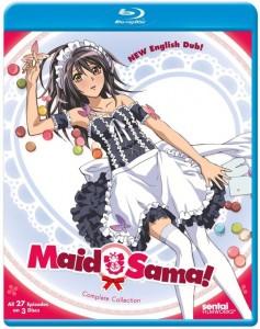Maid-Sama Blu-ray