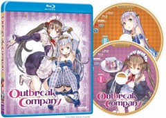 Outbreak Company Blu-ray Complete