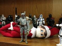 Star Wars Elf 1