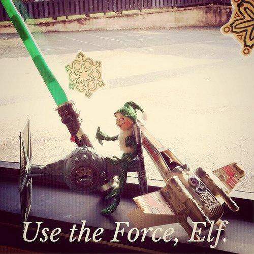 Star Wars Elf 2