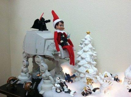 Star Wars Elf 3