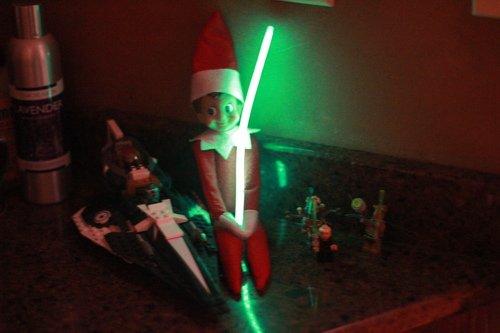 Star Wars Elf 4